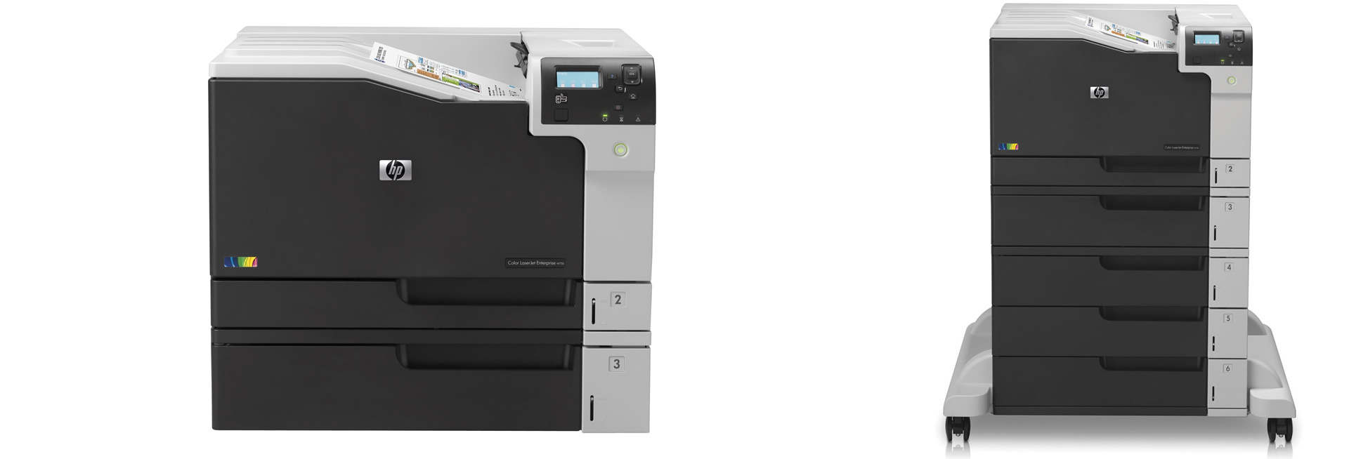 HP COLOUR LASERJET ENTERPRISE M750DN A3 PRINTER